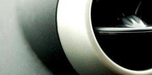 close up shot of a car heater
