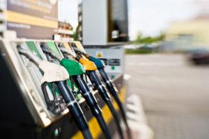 calgary gas station gas pumps