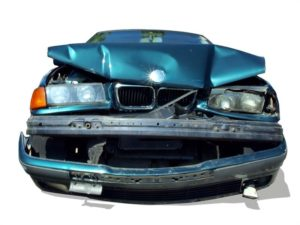 car recently in an accident
